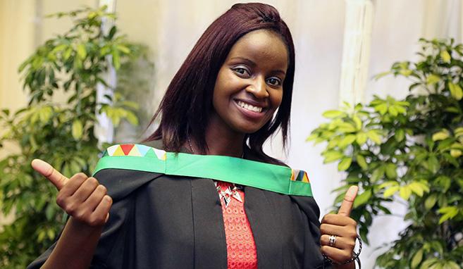 775c74d51 Cum laude Master s Graduate Tackles Mathematical Modelling for HIV